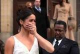 Onscreen отец Меган Марк говорил о своих отношениях с принцем Гарри