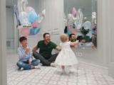 Сегрей Притула поздравил дочь с первым днем рождения: трогательное фото