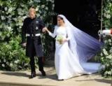 Что было скрыто в свадебное платье Меган Маркл?