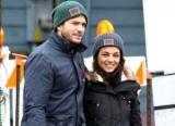 Мила Кунис и Эштона Катчера впервые вышла в свет после слухов о третьей беременности актрисы