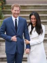 Официально: Меган Маркл и принца Гарри ждет первенца