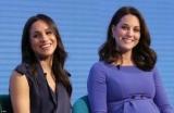 Meghan Markle и Кейт Миддлтон с принцем Гарри и Уильям приняли участие в форуме Royal Foundation